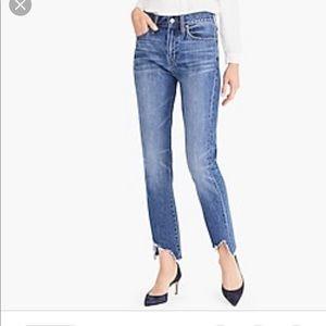 P25 j.crew point sur jeans never worn. Perfect!
